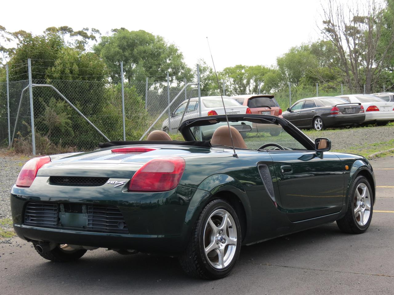 2000 Toyota MR-S | only $32 weekly