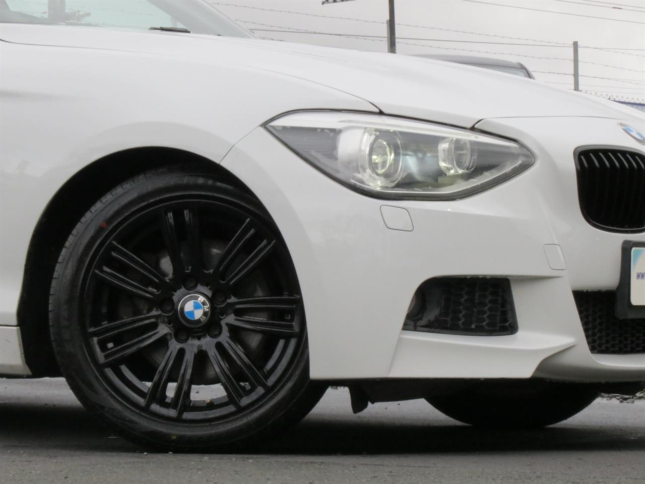 2012 BMW 116i only $51 weekly