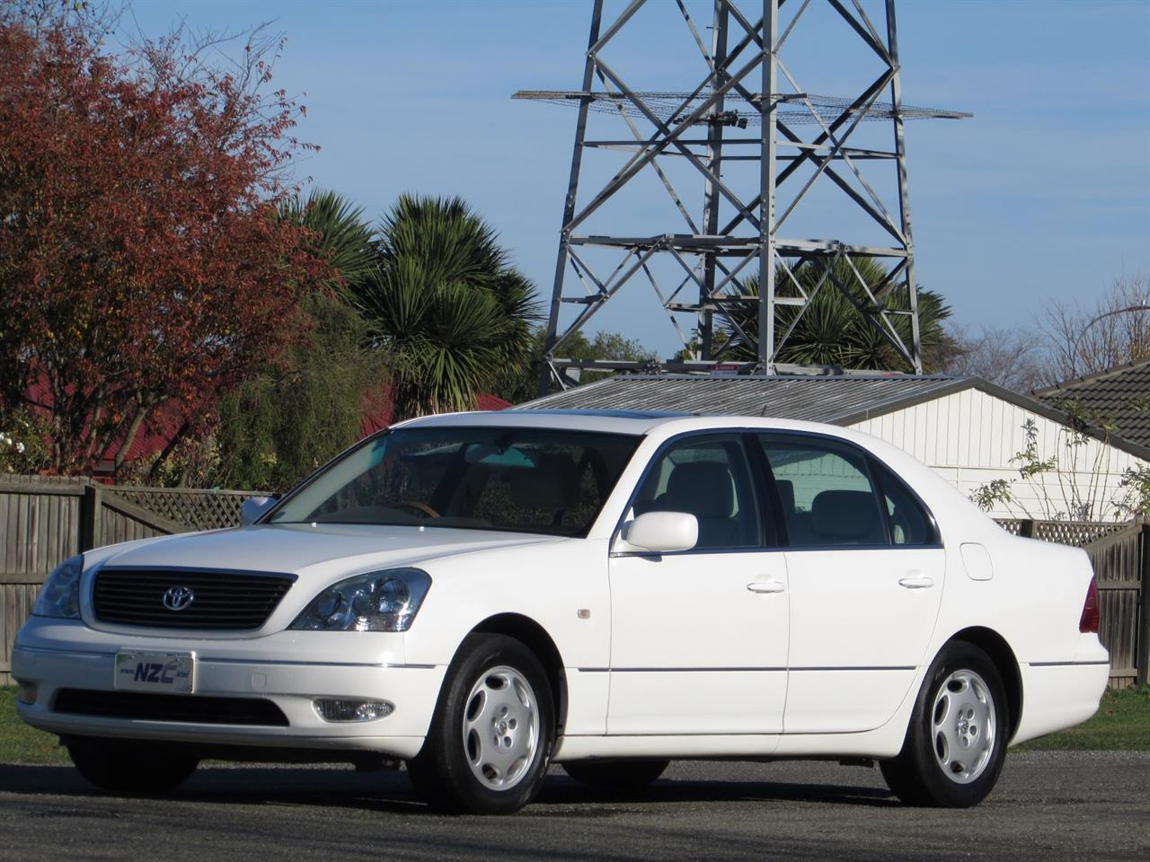 2000 Toyota CELSIOR only $51 weekly