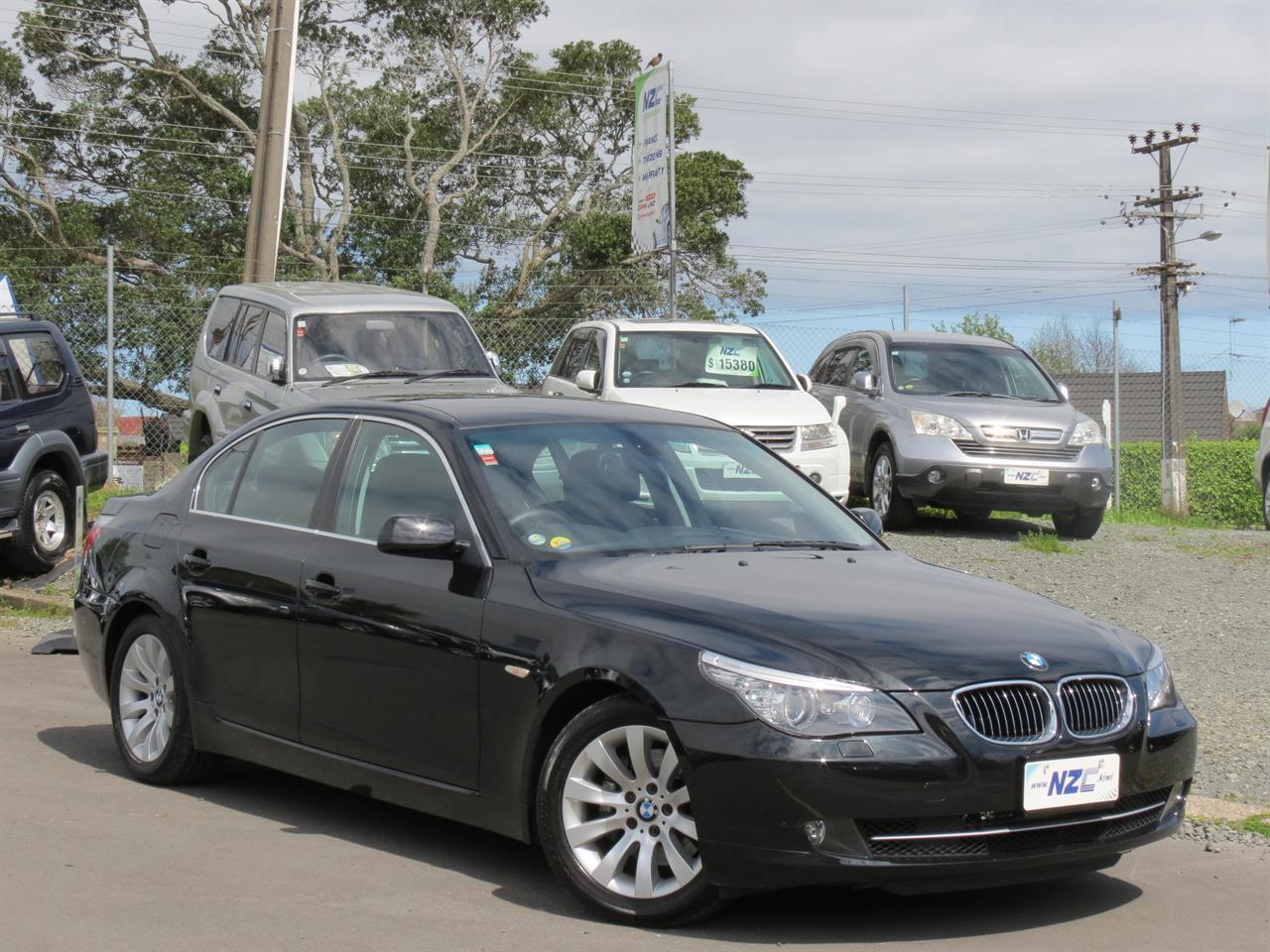 2009 BMW 530i