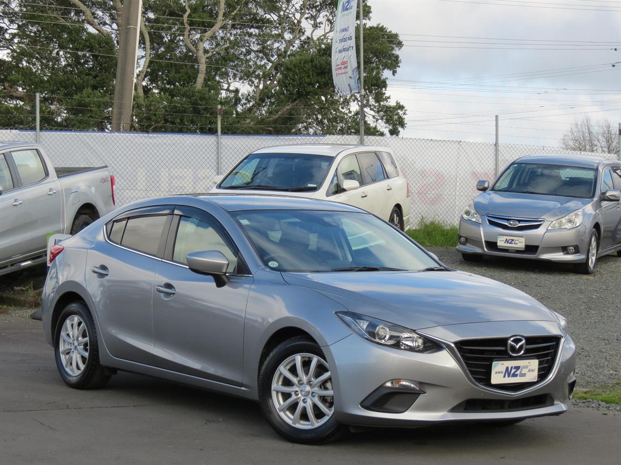 2016 Mazda Axela only $61 weekly