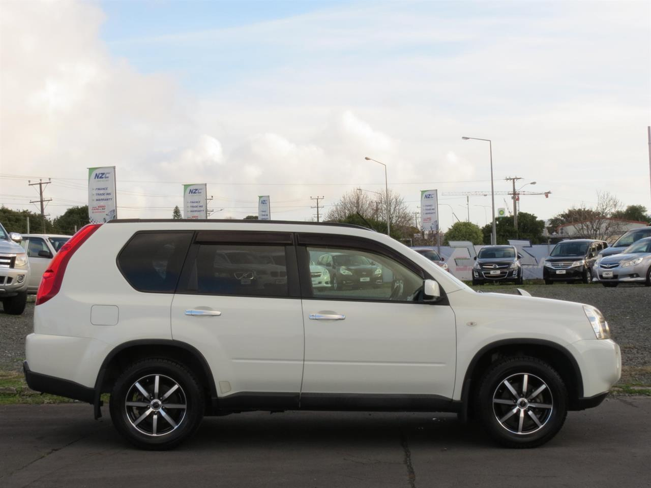2010 Nissan X-TRAIL only $45 weekly