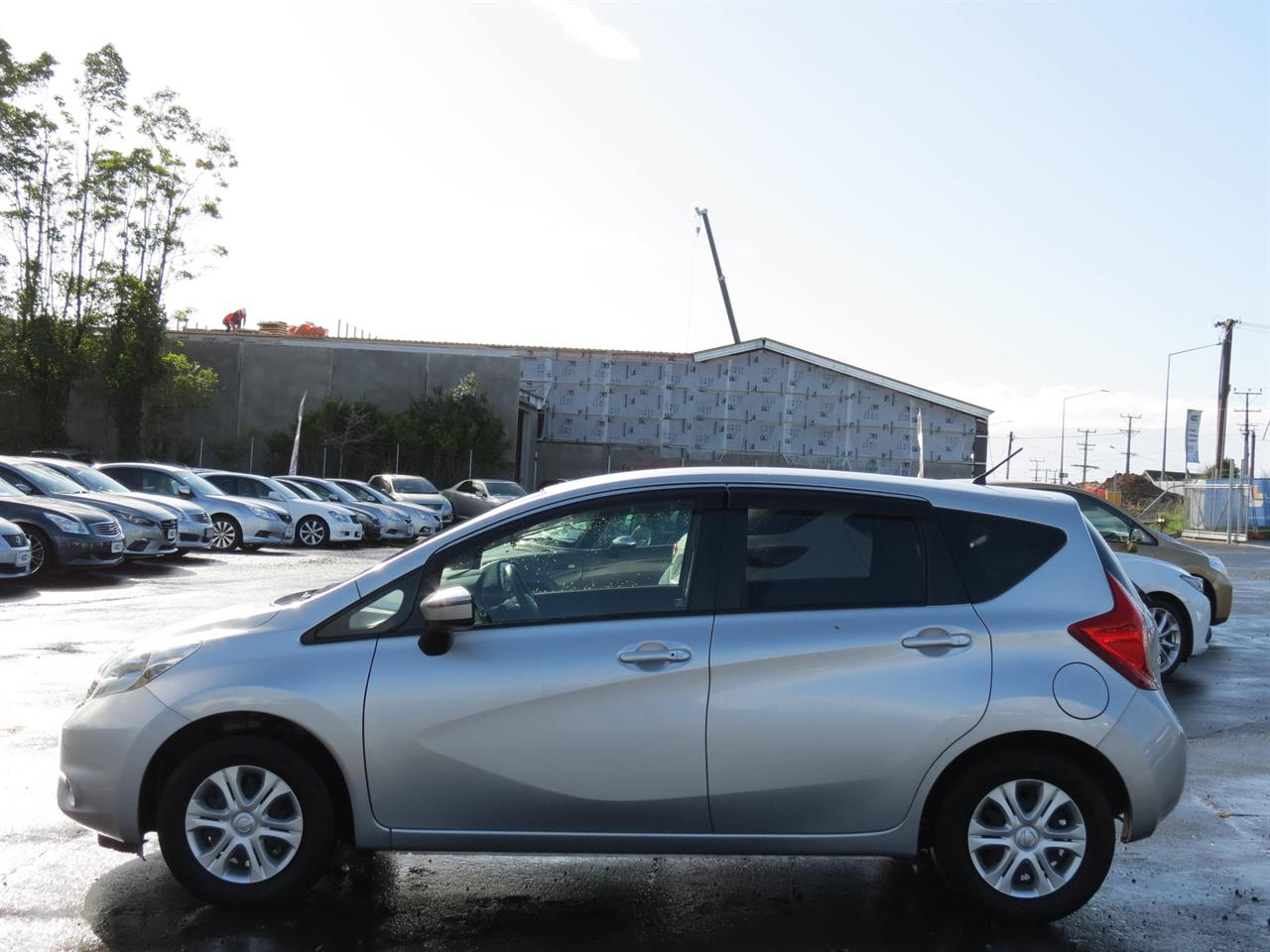 2014 Nissan NOTE | only $36 weekly