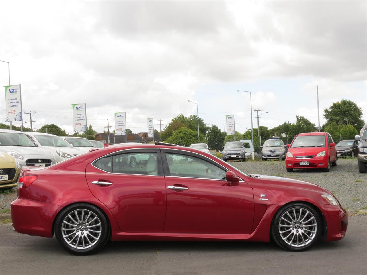 2008 Lexus IS F | only $114 weekly
