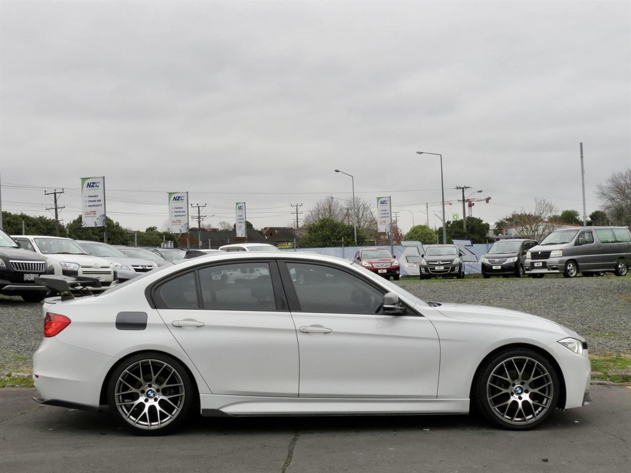 2013 BMW 320d only $92 weekly