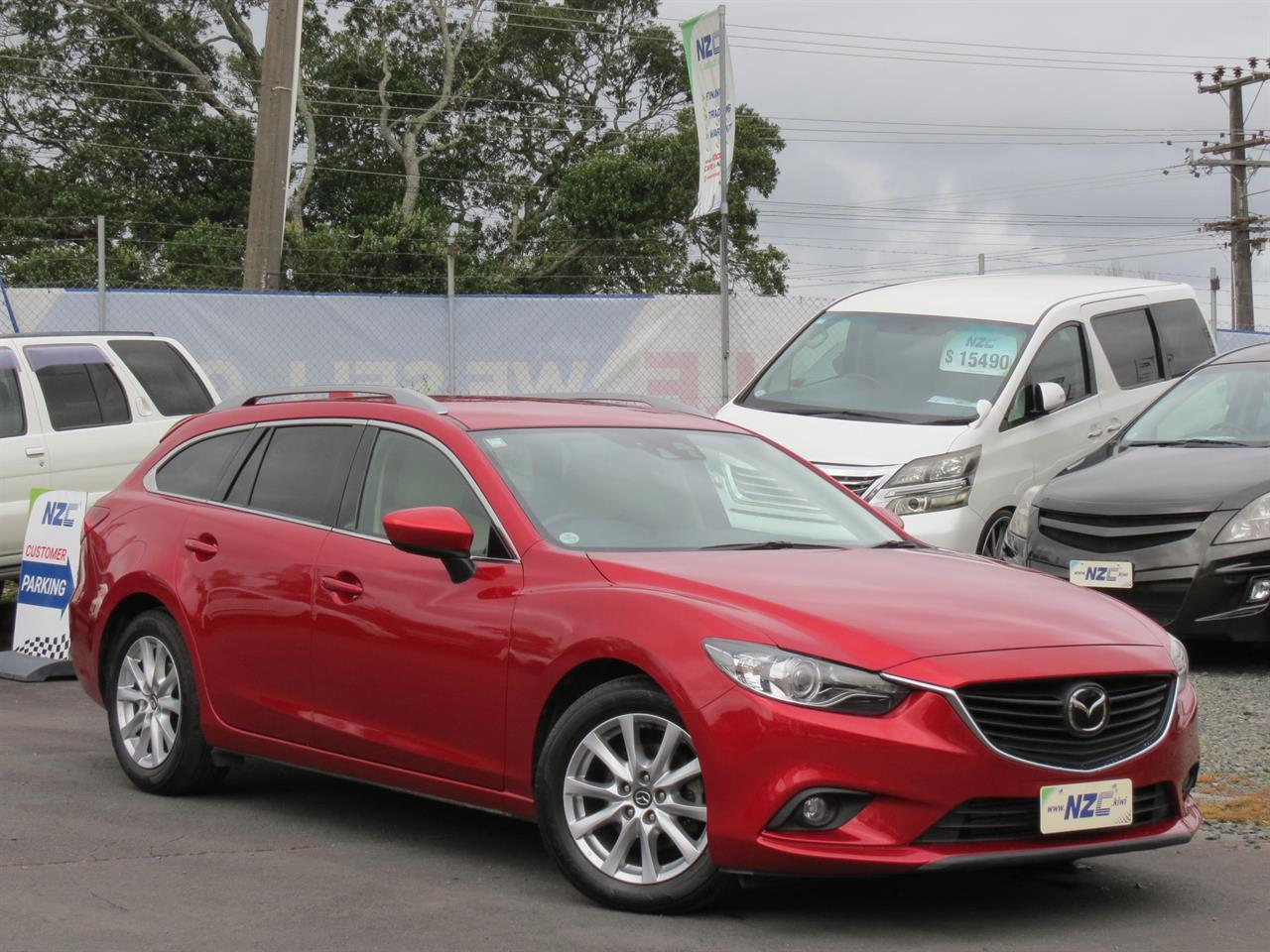 2013 Mazda Atenza only $67 weekly