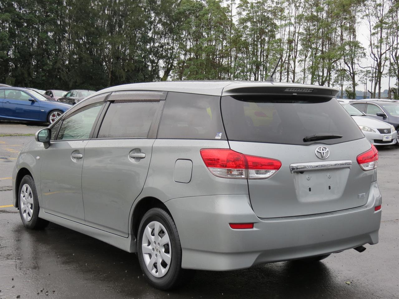 2011 Toyota Wish | only $38 weekly