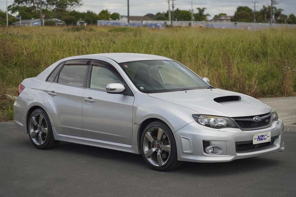 2010 Subaru WRX STI