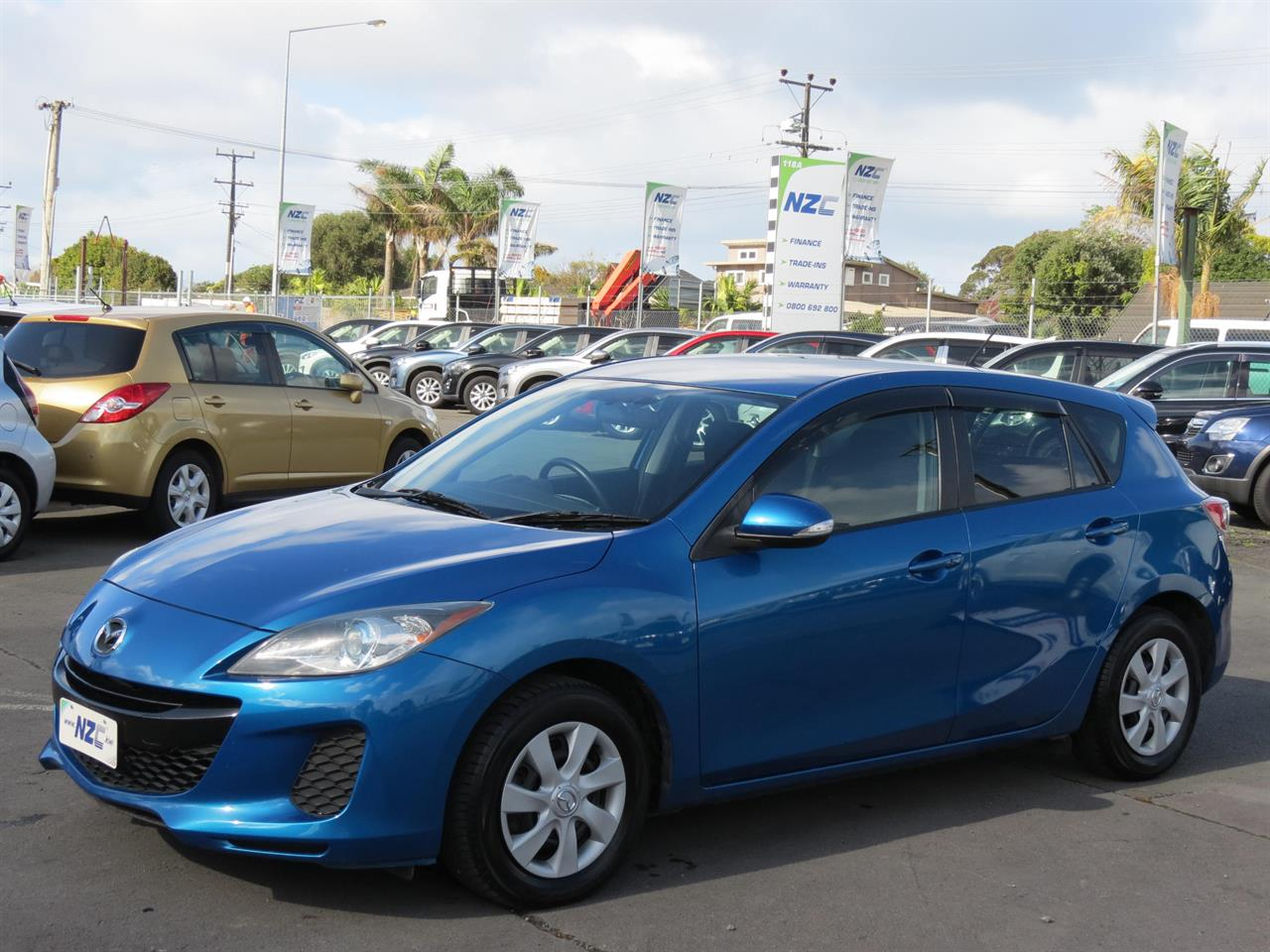 2012 Mazda Axela | only $40 weekly