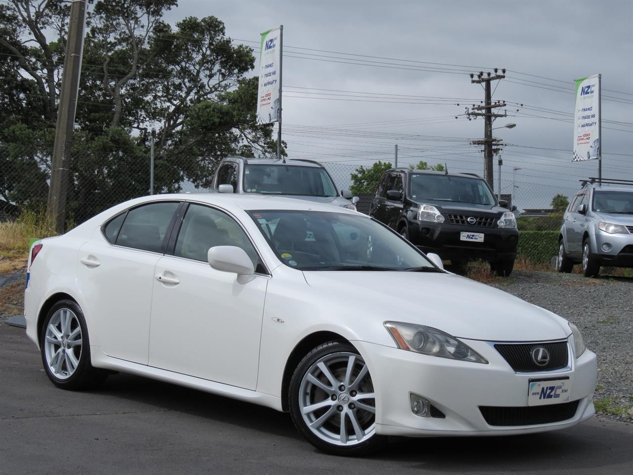2005 Lexus IS 350