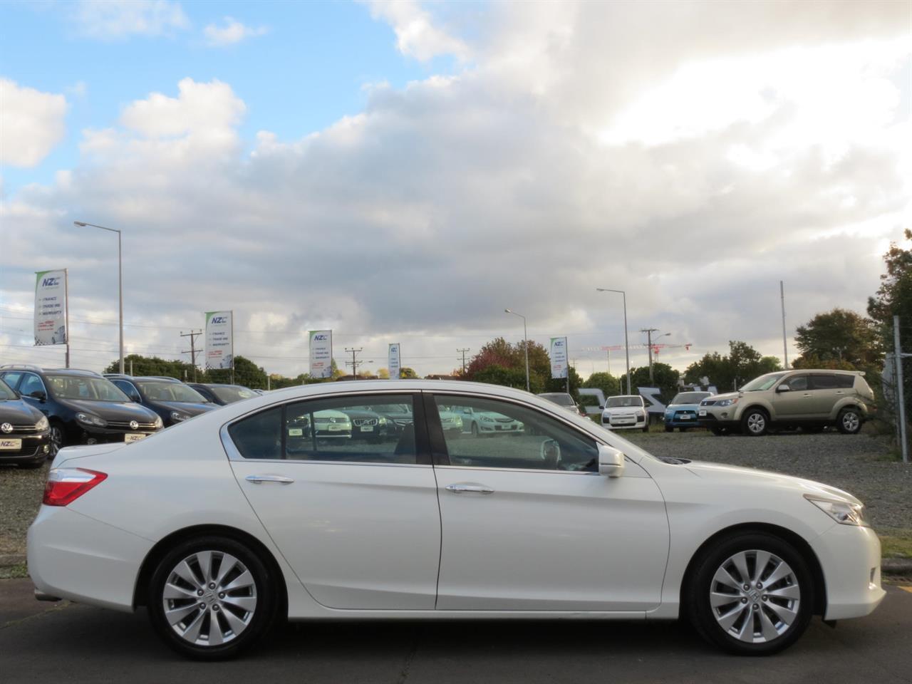 2015 Honda Accord only $53 weekly