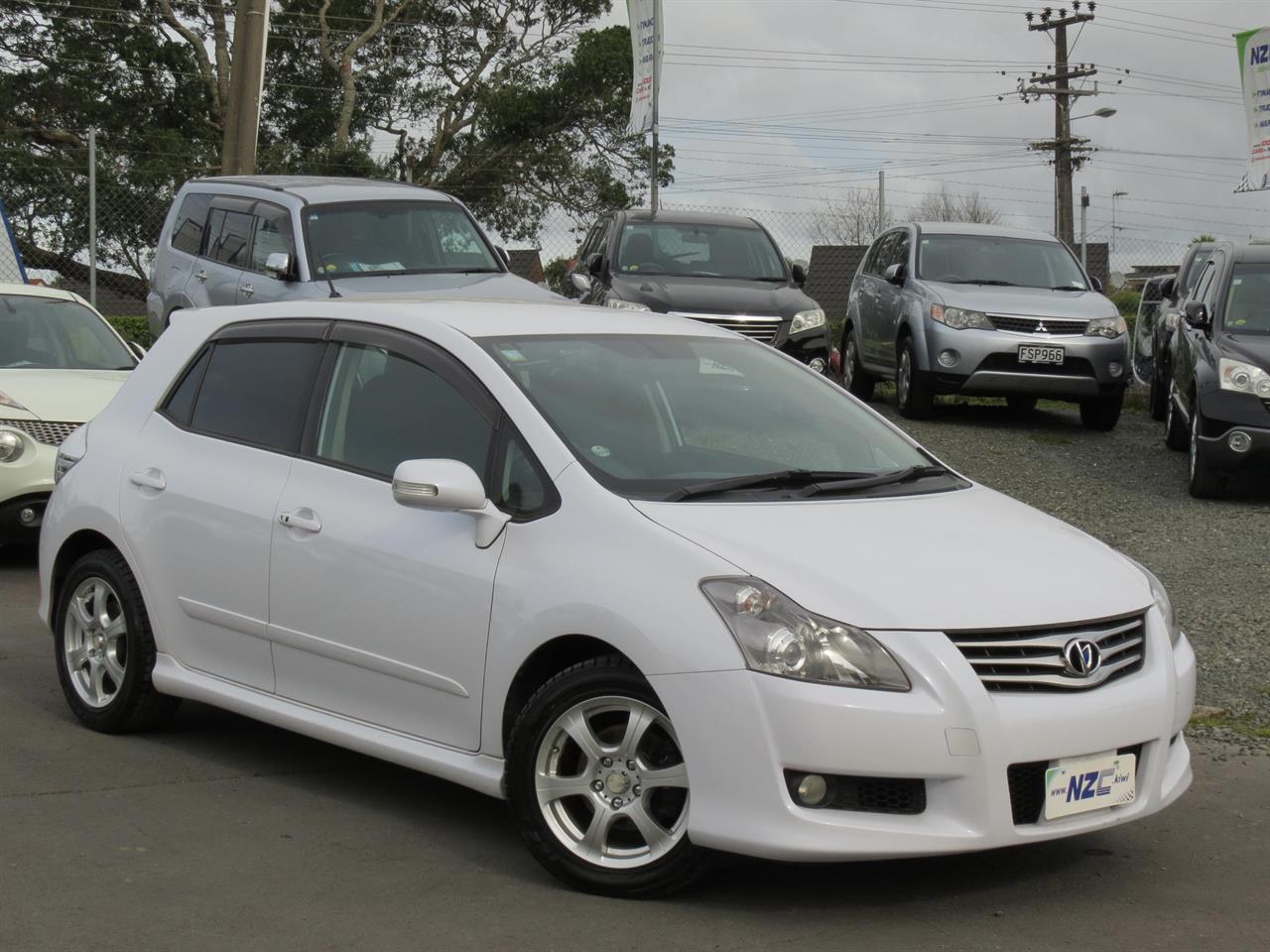2007 Toyota BLADE