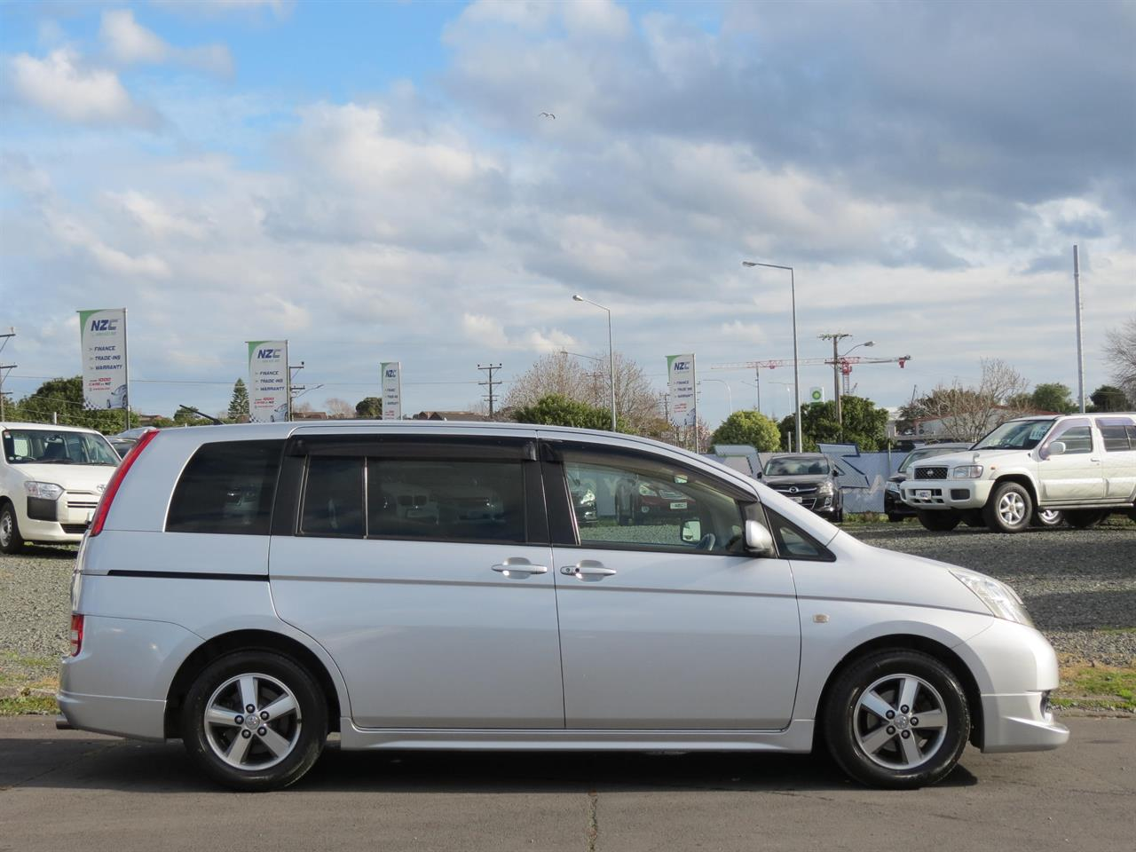 2004 Toyota Isis only $20 weekly