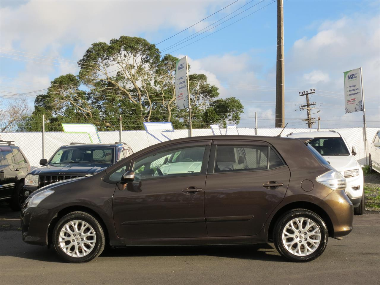 2008 Toyota BLADE only $34 weekly