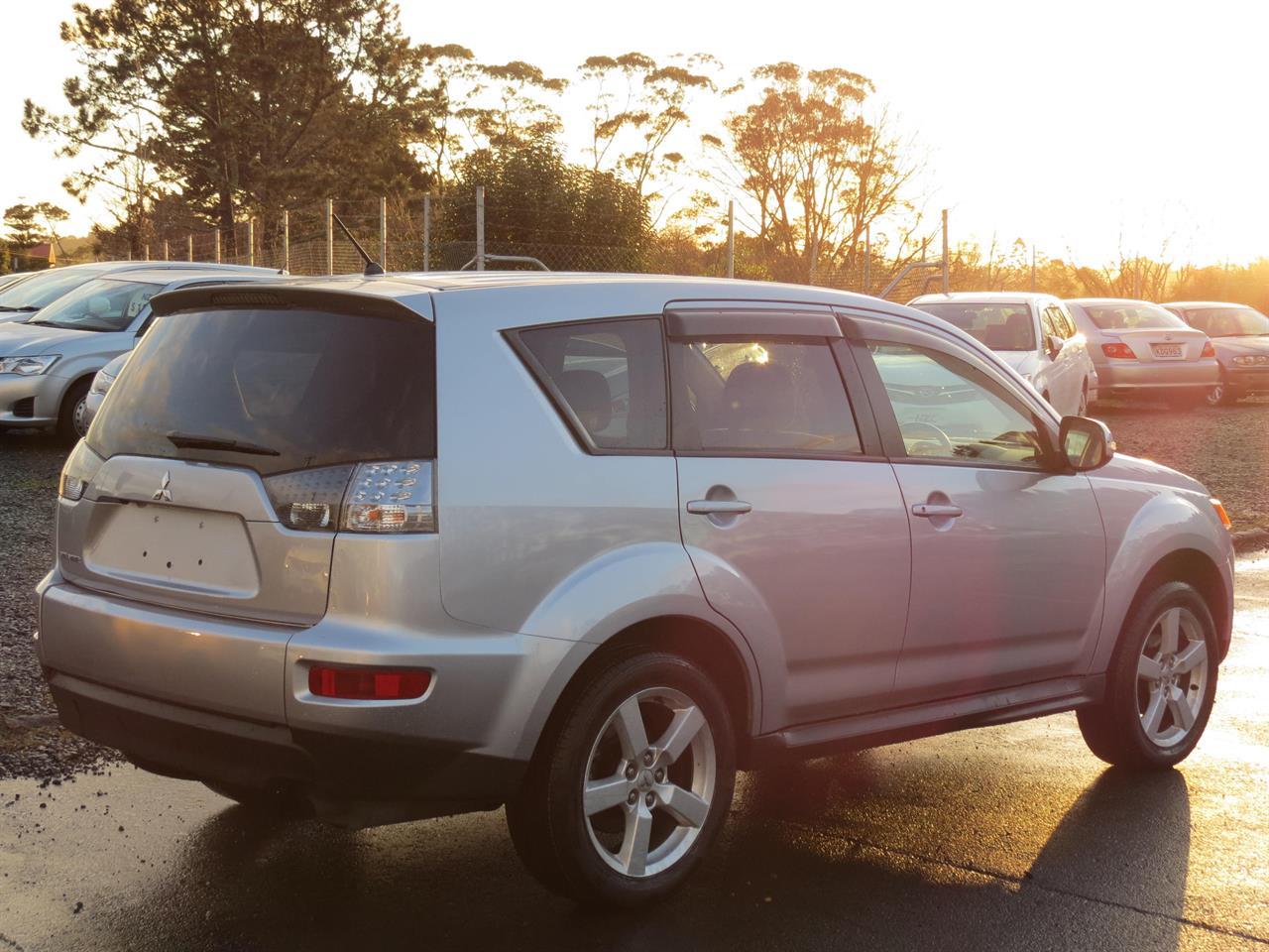 2012 Mitsubishi Outlander   only $55 weekly