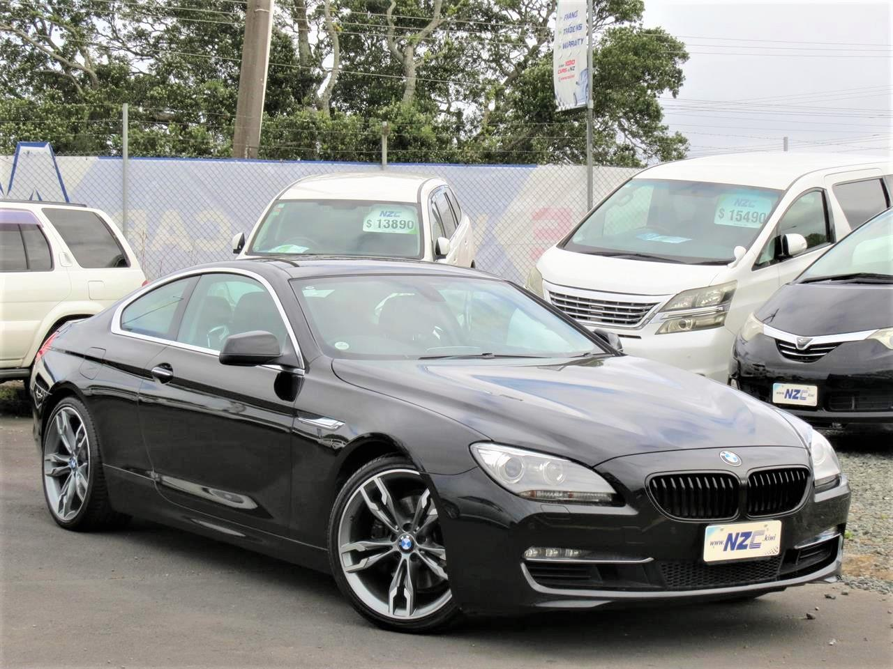 2012 BMW 640i only $99 weekly