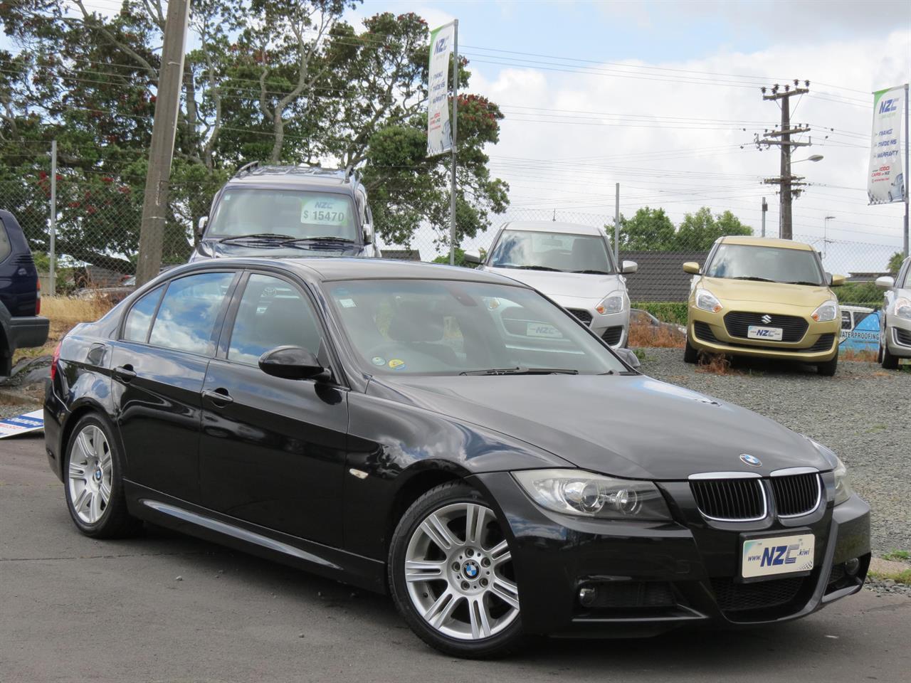 2008 BMW 320i
