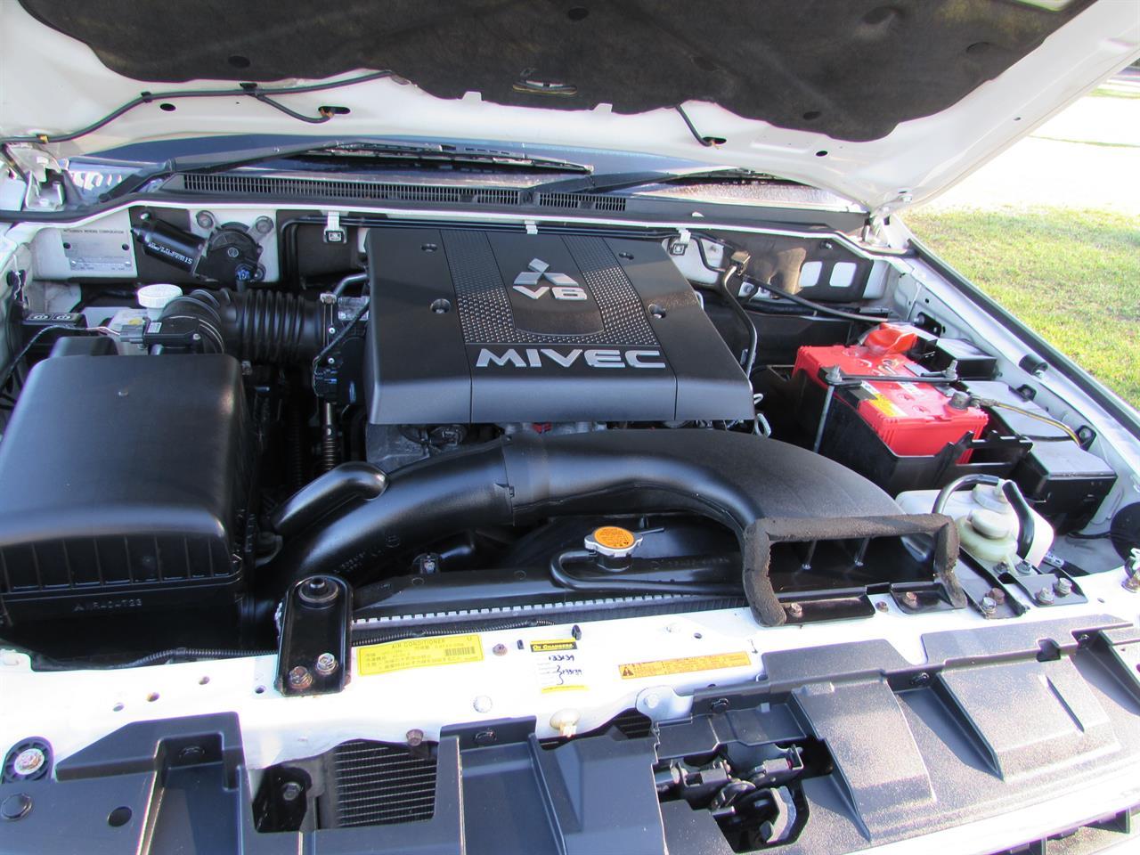 2010 Mitsubishi PAJERO only $124 weekly