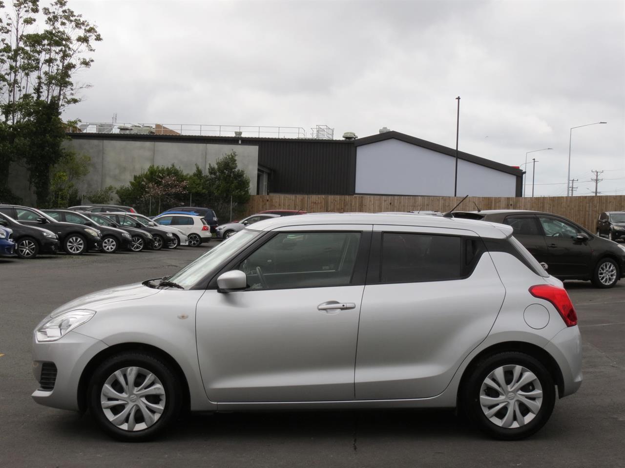 2017 Suzuki Swift only $46 weekly