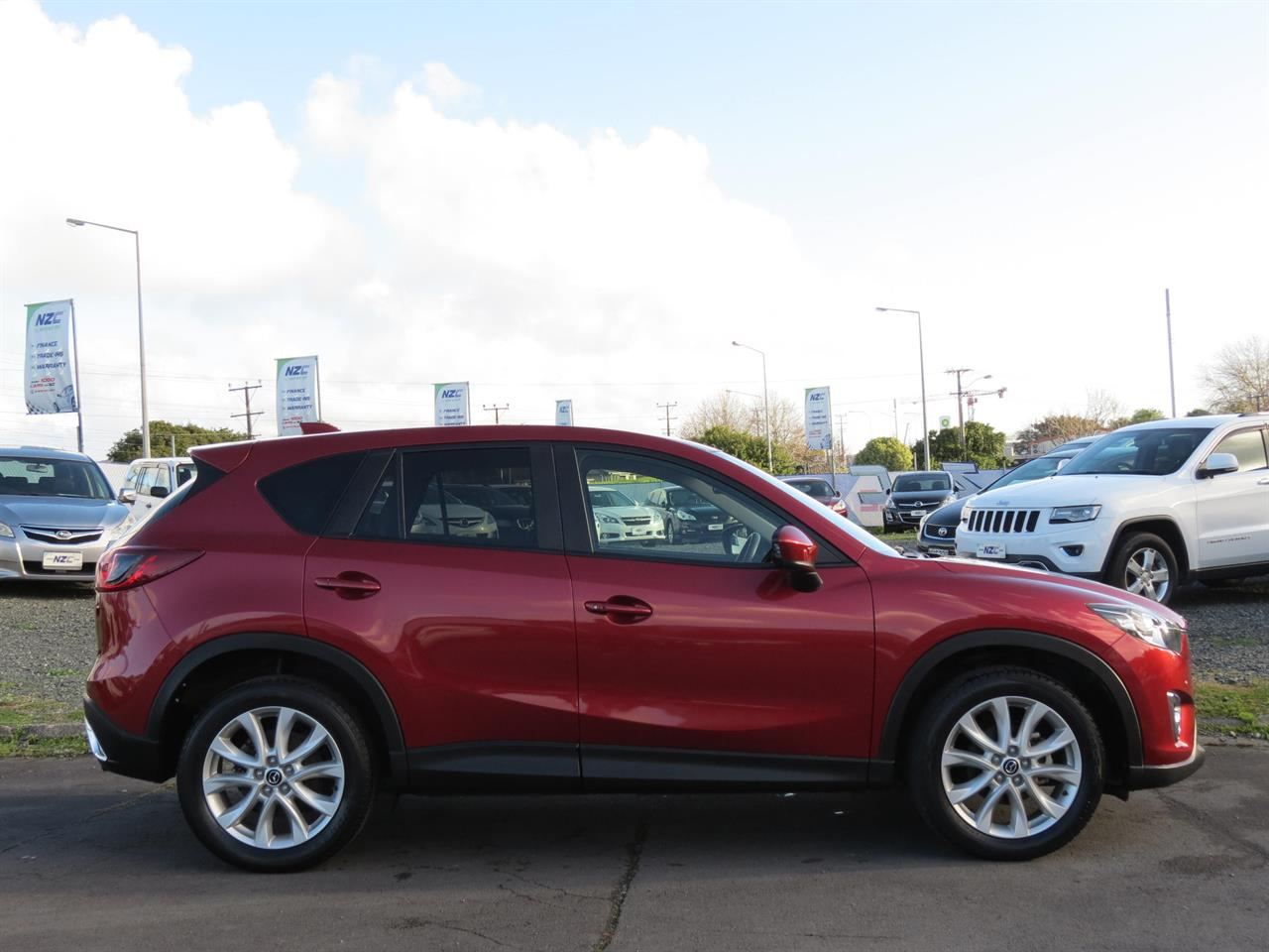 2012 Mazda CX-5 only $66 weekly