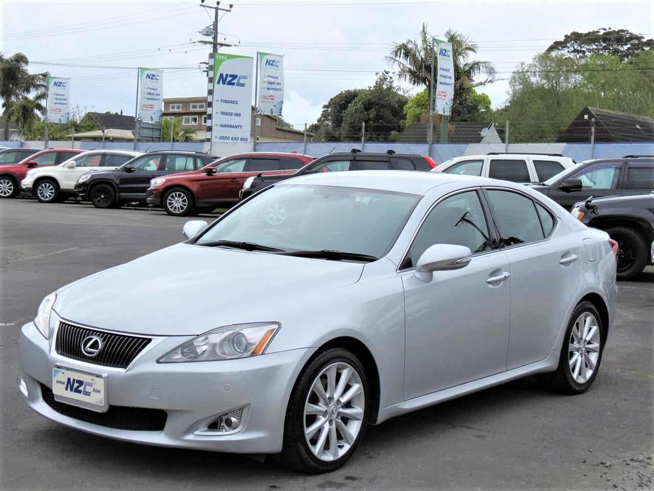2009 Lexus IS 250 only $51 weekly