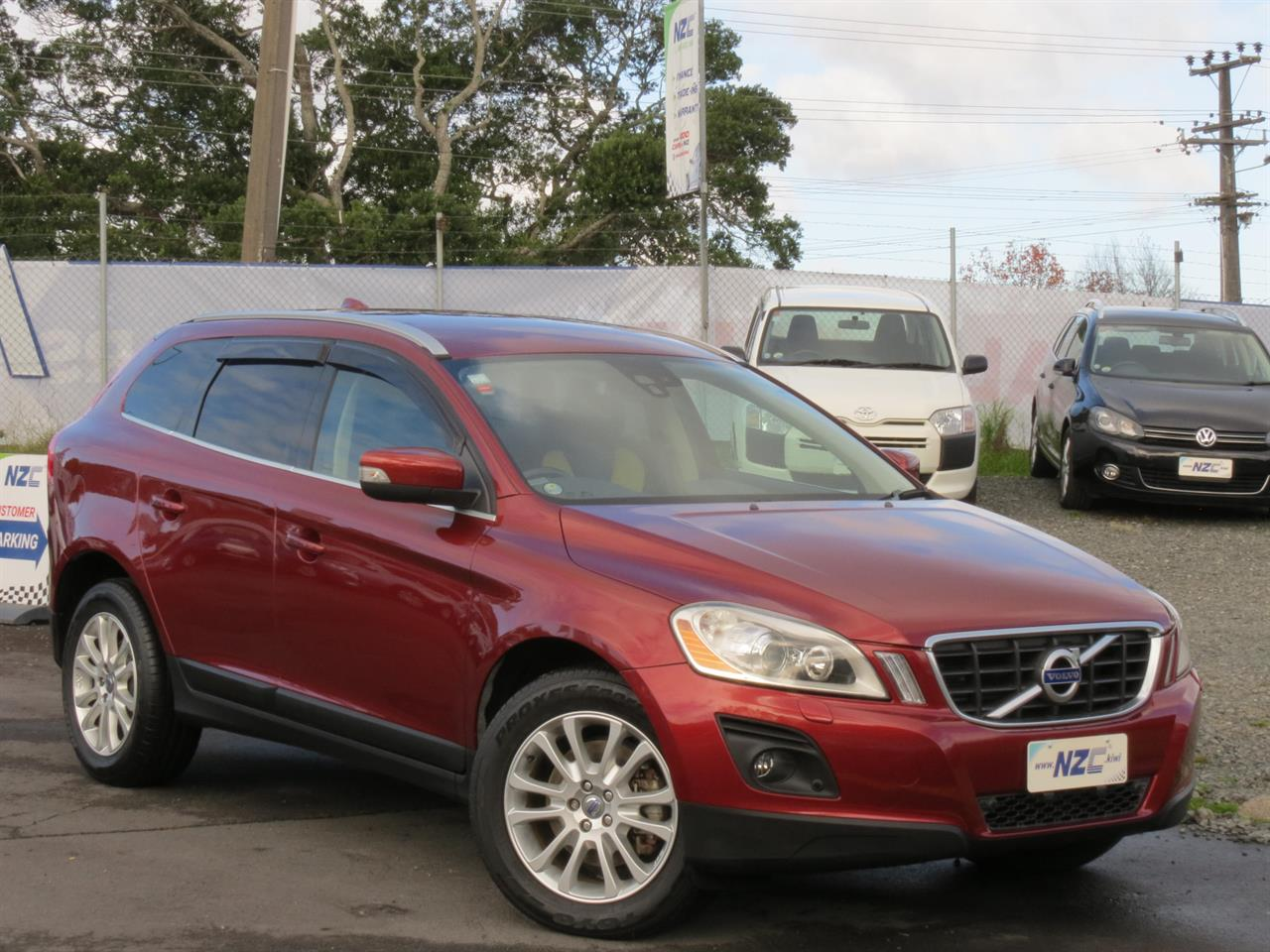 2010 Volvo XC60 only $60 weekly