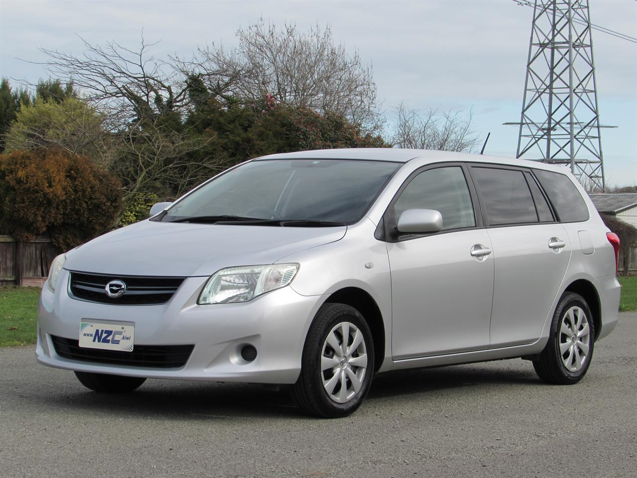 2009 Toyota FIELDER | only $42 weekly